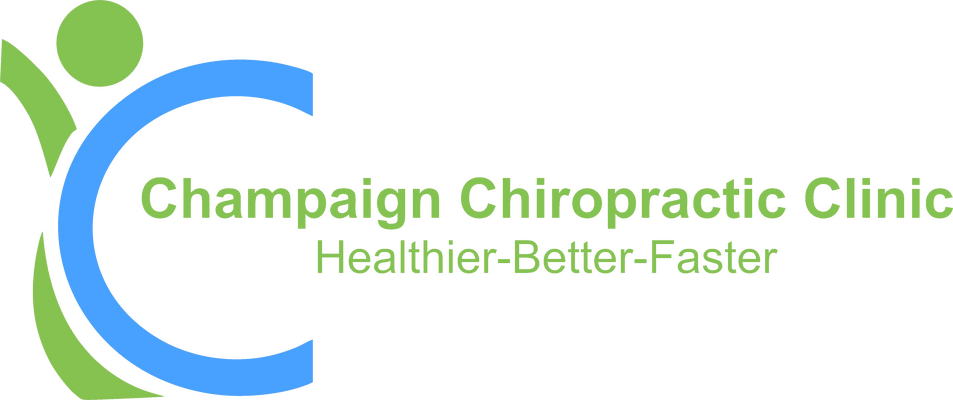 CHAMPAIGN Chiropractic Logo