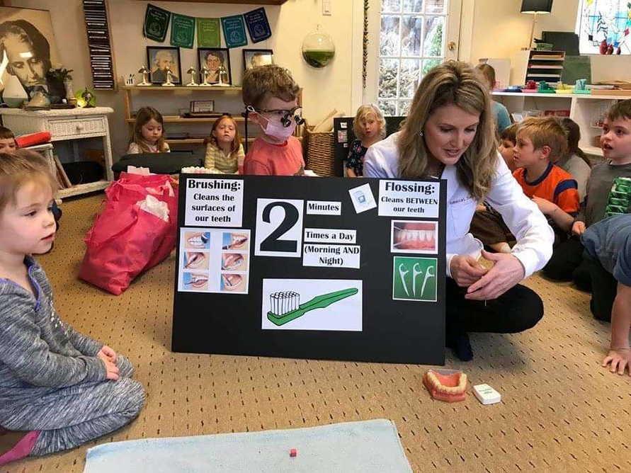 Montessori Experience