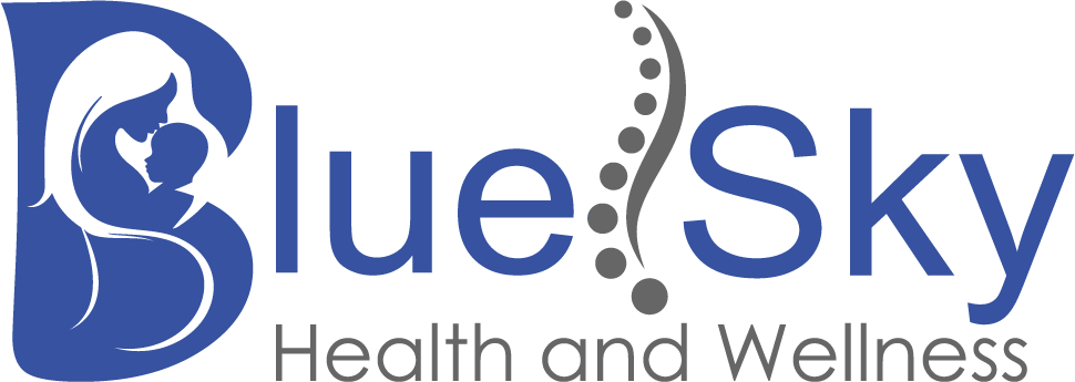Blue Sky Health and Wellness Logo