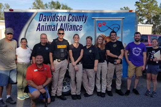 Hurricane Florence Relief Efforts