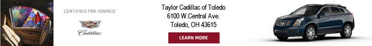 Taylor Cadillac Used Cars Toledo